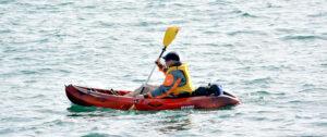 Kayak for Big Guys
