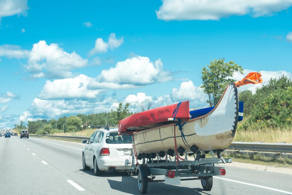 How to DIY a Kayak Trailer