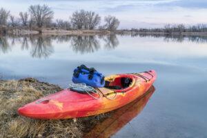 kayak deck bag
