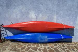 kayak wall mount